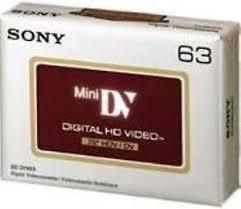 hdv cassette 5 sony hd hdv 1080p cassette mini dv dvm63hd uk seller