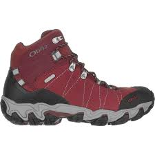 womens hiking boots sale oboz bridger mid bdry hiking boot s backcountry com