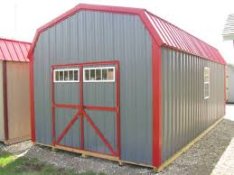 The Barn Yard Sheds Columbus Ohio Storage Sheds Barns Garages Log Cabins Rent To