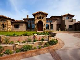 The Tuscan House The Tuscan Style House Plans With Courtyard House Style Design