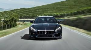 chrome blue maserati 2018 maserati quattroporte luxury sedan maserati usa