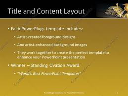 award template powerpoint image collections templates example