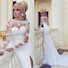 high waist wedding dress compare prices on 2016 sleeve empire waist wedding dress