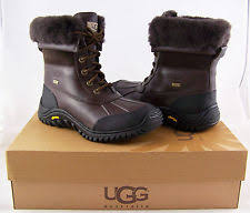 ugg australia s purple adirondack boots ugg australia leather walking hiking ankle boots for ebay