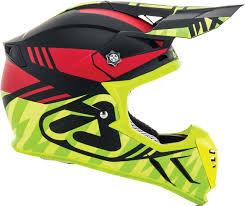 yellow motocross helmets acerbis profile 3 0 blackmamba motocross helmet helmets offroad