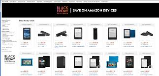 amazon black friday deals web site november 2015 the ebook evangelist