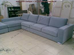 L Shaped Sectional Sofa Modern Navy Blue Sectional Sofa L Shaped Design Exclusive Design