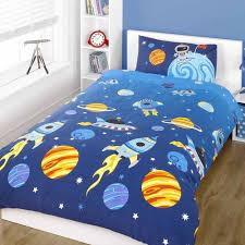 Dinosaur Single Duvet Set Bedding Set Amazing Kids Space Bedding Space Single Double