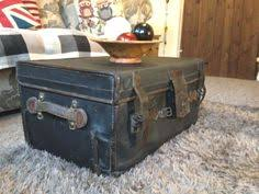 beautiful travel trunks vintage retro bentwood bound wooden steamer trunk luggage suitcase
