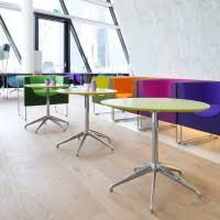 Nube Armchair Stua Adds Some Color To The Vienna University Of Economics And