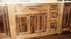 furniture kitchen cabinets reclaimed wood kitchen cabinets cabinet doors ideas youtube
