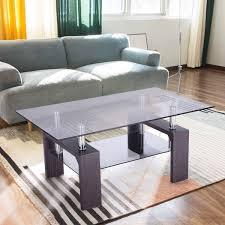 wayfair coffee table sets wood and glass coffee table sets wayfair coffee and end tables