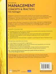 management concepts u0026 practices concepts and practices amazon