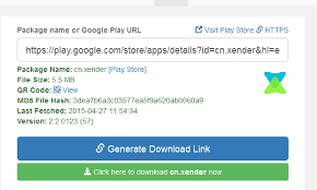 apk downloader website to generate apk file for any android app mobilitaria