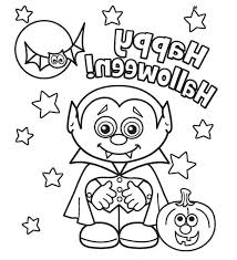 25 halloween coloring pages images halloween
