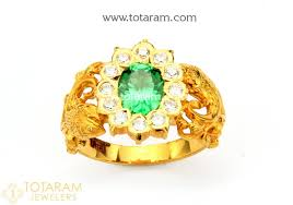 wedding gold rings gold rings for men in 22k gold indian gold jewelry from totaram