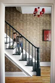 Staircase Decorating Ideas Wall Bedroom Wallpaper Ideas For Staircase Walls Wall Decorating