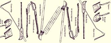 Types Of Gardening Tools - vintage garden tools clip art free click image for more details