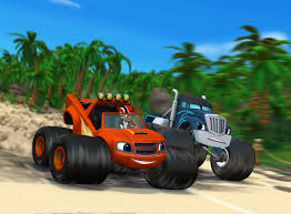 monster trucks for kids blaze nickelodeon rolls out new blaze and the monster machines content