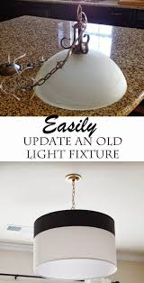 Diy Light Fixtures by Best 20 Diy Drum Shade Ideas On Pinterest Light Fixture Covers
