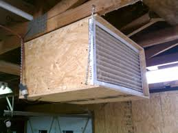 box fan filter woodworking ideas for my old furnace blower motor air filter or other