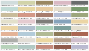 lowe u0027s paint color chart choose the best color scheme for your