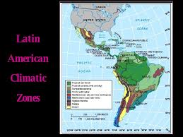 america climate zones map colonial period american geography
