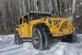 led light bar jeep wrangler kc hilites 2007 2016 jeep jk gravity pro6 led light bar