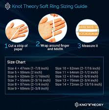 wedding ring sizes how to measure your ring size for a soft silicone wedding ring