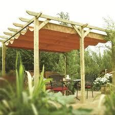 Sunshade Awning Gazebo Triyae Com U003d Sun Canopy For Backyard Various Design Inspiration