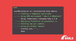 deploy rails application with mina nginx and puma u2013 pixel point
