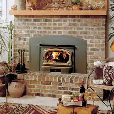 wood stove insert amazing home security decor ideas is like wood