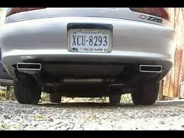 99 camaro exhaust camaro z28 magnaflow exhaust