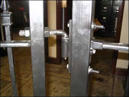 ornamental wrought iron fence installation manual latches hinges