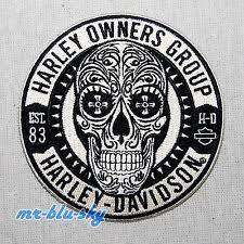 harley davidson wrapping paper harley davidson hog patch badges patches ebay