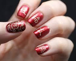 60 latest chinese nail art designs