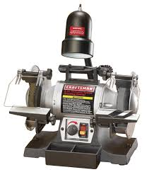 craftsman 9 21154 variable speed 6 inch grinding center power