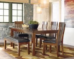ashley dining room chairs ashley d594 ralene dining room set