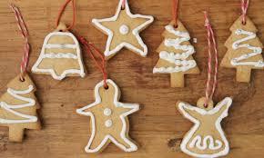 gingerbread decorations recipe kidspot