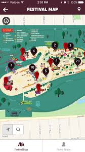 Lollapalooza Map Fantastic Fest Apps To Maximize Your Fun Ticketmaster Insider