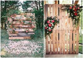 wedding backdrop for pictures melting wedding backdrop ideas to