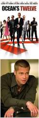 Oceans Twelve Die Besten 20 Brad Pitt Filmography Ideen Auf Pinterest Fight