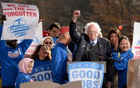 why bernie sanders wasn u0027t invited to cap u0027s ideas conference the