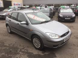vauxhall vxd used ford focus 2004 for sale motors co uk