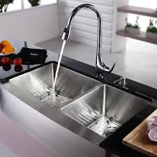 kitchen unique brizo faucets with stainless steel kitchen sink