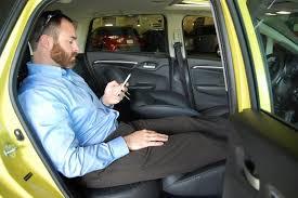 car seat honda fit 2015 honda fit seating arrangements autotrader