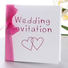 marriage cards pink artistic font wedding cards ukf187 ukf187 0 00 cheap