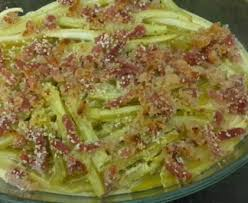 comment cuisiner le celeri crumble de céleri recette de crumble de céleri marmiton
