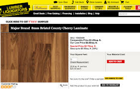 Laminate Flooring Samples Free Lumber Liquidators Stops Selling Laminate Wood Flooring From China