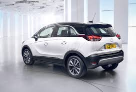 griffin vauxhall vauxhall reveals all new crossland x suv